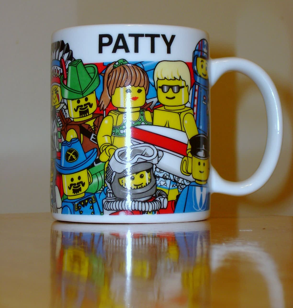 The PATTY Mug